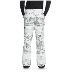 Pantaloni Snowboard Donna Recruit retro