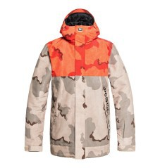 Giacca Snowboard Uomo Defy fronte