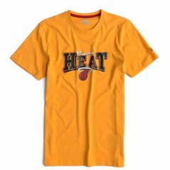 T-shirt Uomo Heat NBA Team