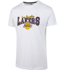 T-shirt Uomo Los Angeles Lakers