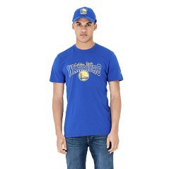 T-shirt Uomo Golden State Warriors fronte