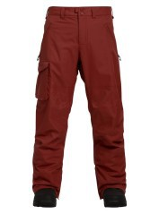 Pants Snowboarding Man Insulated Covert front