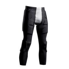 Pantaloni 3/4 Hex Guard nero