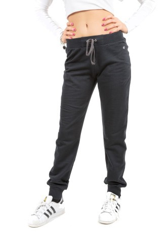 Pantalone Heritage Frence Fleece nero