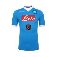 Maglia Napoli Home azzurro