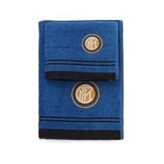 Set Spugna Inter nero azzurro 1