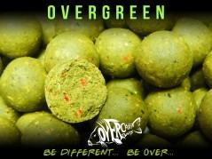 Boilies Overgreen 20 mm 2.5 Kg verde