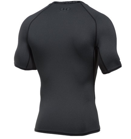 T-Shirt Uomo Armour Heat Gear grigio