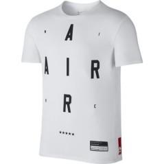 T-Shirt Uomo Air bianco
