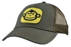 Cappello Trucker Cup verde nero
