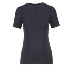 T-Shirt Donna TechFit nero