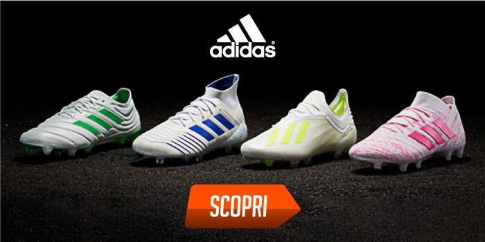 various colors df936 201de Calcio e Calcetto - Negozio specializzato - SportIT.com